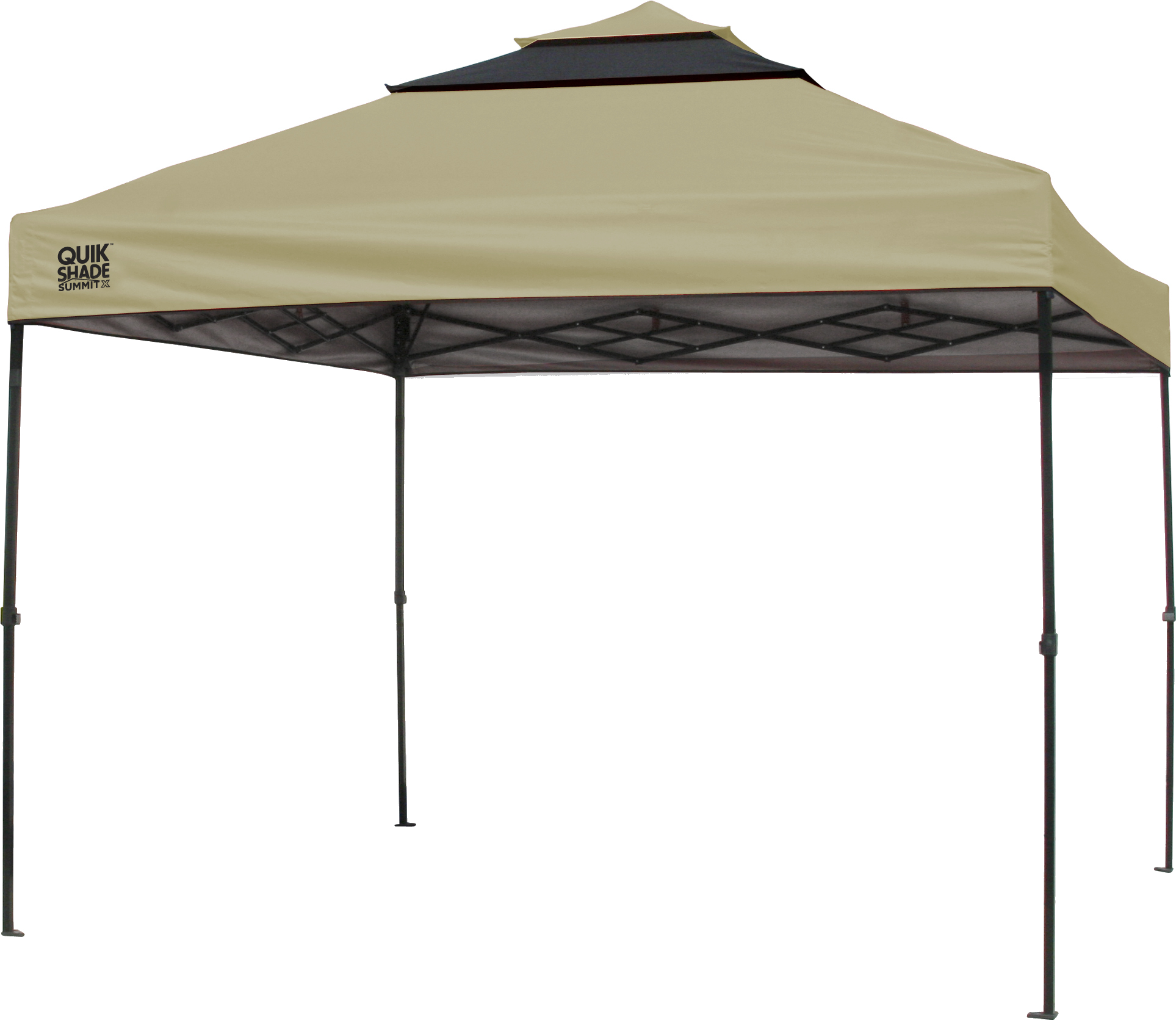 Quik Shade SX100 10x10 Instant Canopy - Taupe/Graphite  sc 1 st  Sears & Replacement Canopy For Quik Shade