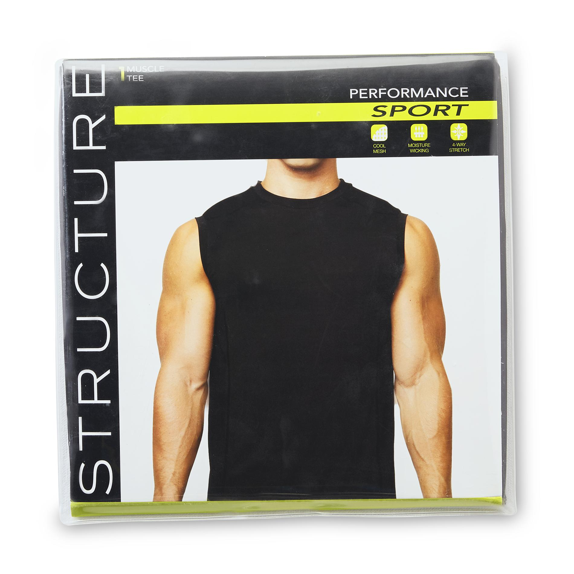 Structure Men's Muscle T-Shirt