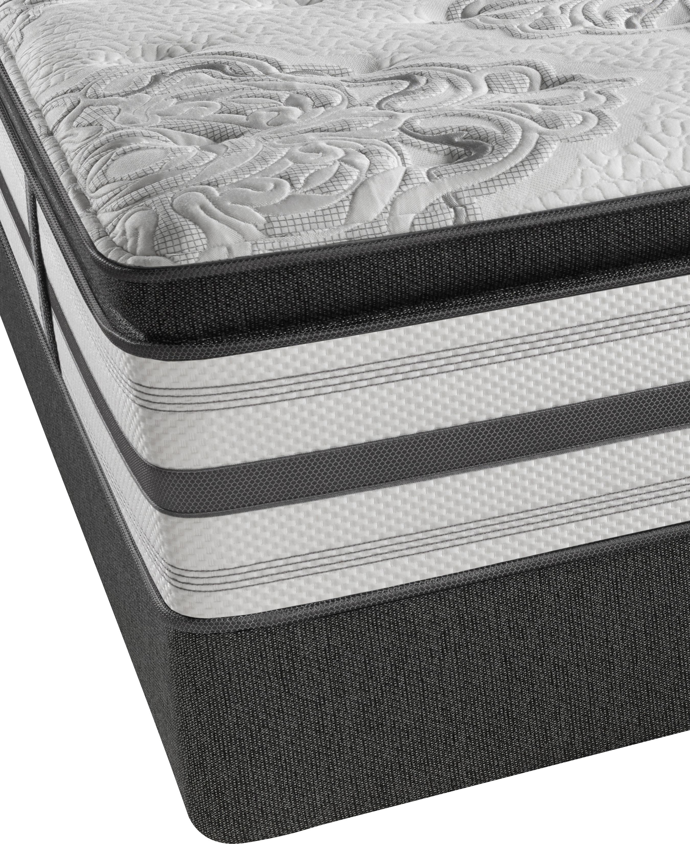 Beautyrest Platinum Hailey Luxury Firm Queen Mattress