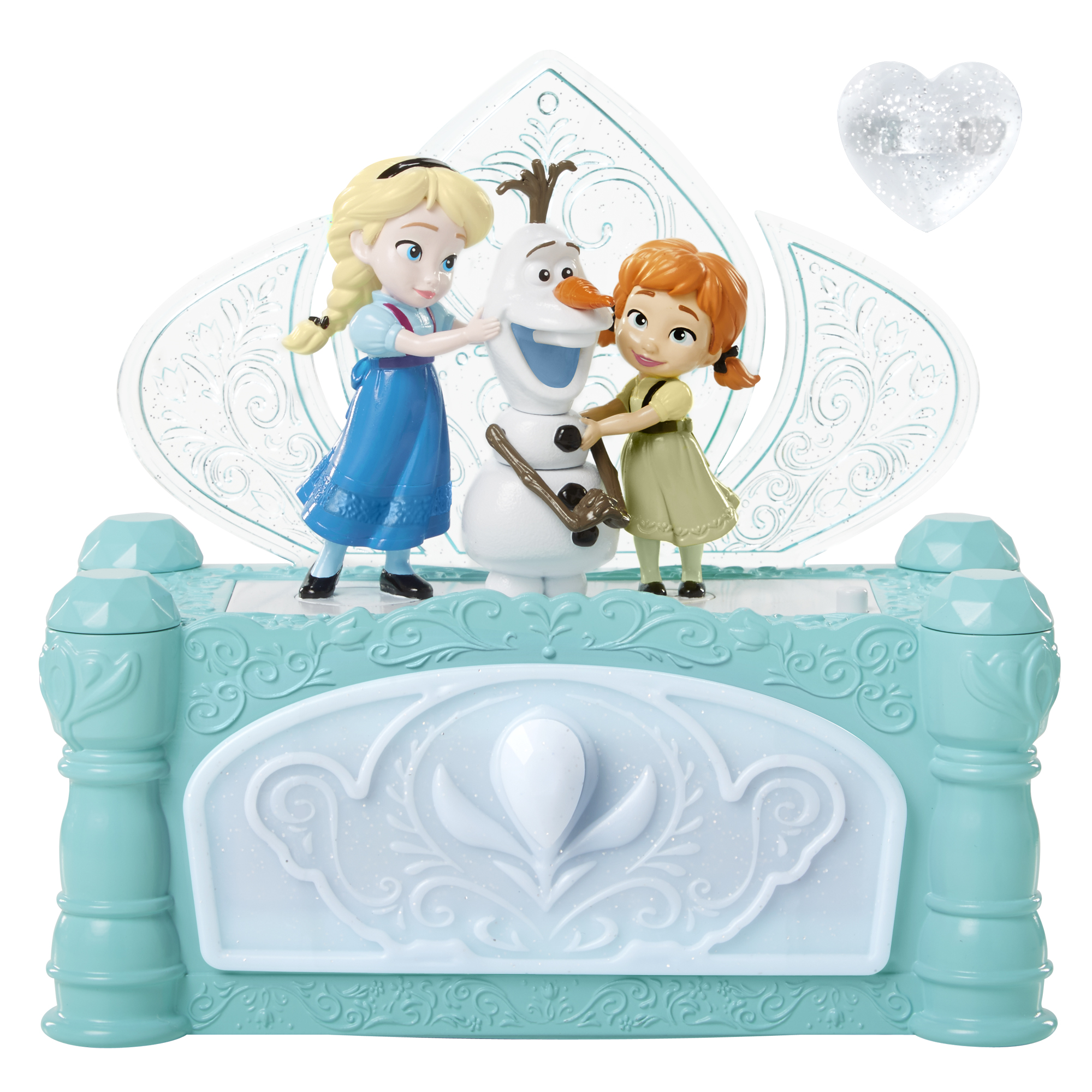 Disney Frozen 'Do You Want to Build a Snowman?' Musical Jewelry Box PartNumber: 004W007987094001P