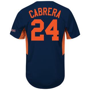 4209925be MLB Men s Detroit Tigers Jersey - Cabrera 24