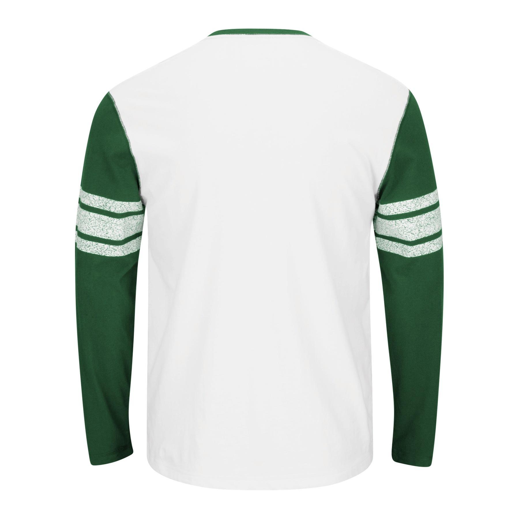 NFL Men's Raglan Shirt - New York Jets