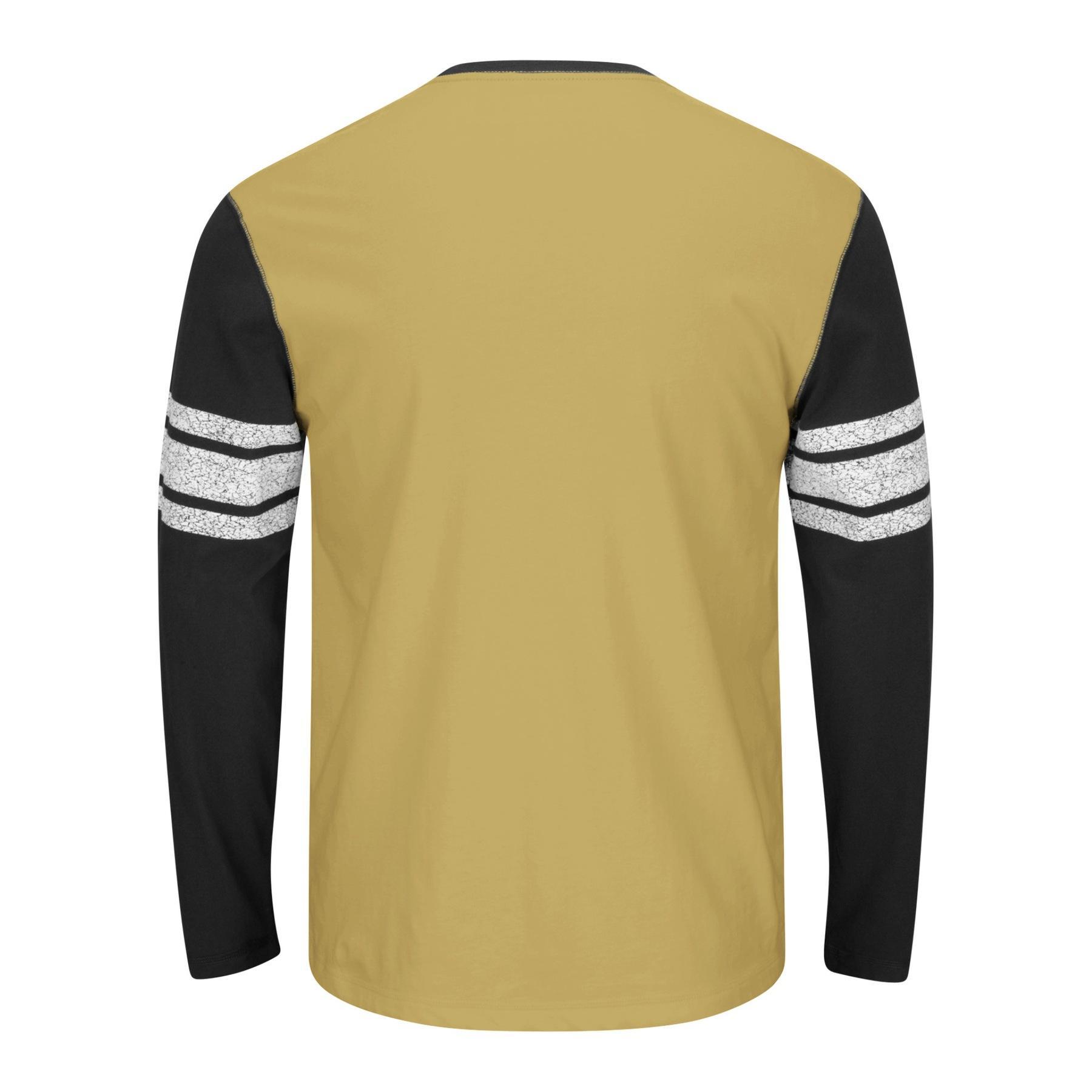 NFL Men's Raglan Shirt - New Orleans Saints