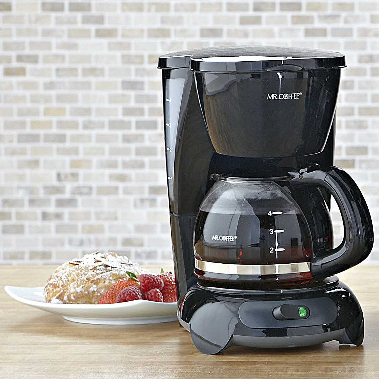 Mr. Coffee 29292911 4-Cup Switch Coffee Maker