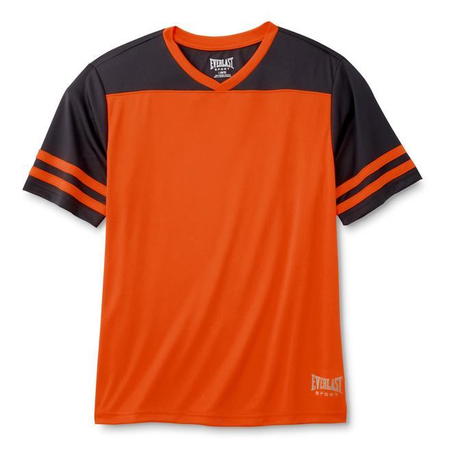 77f710973 Everlast® Sport Boys  V-Neck Athletic T-Shirt - Colorblock