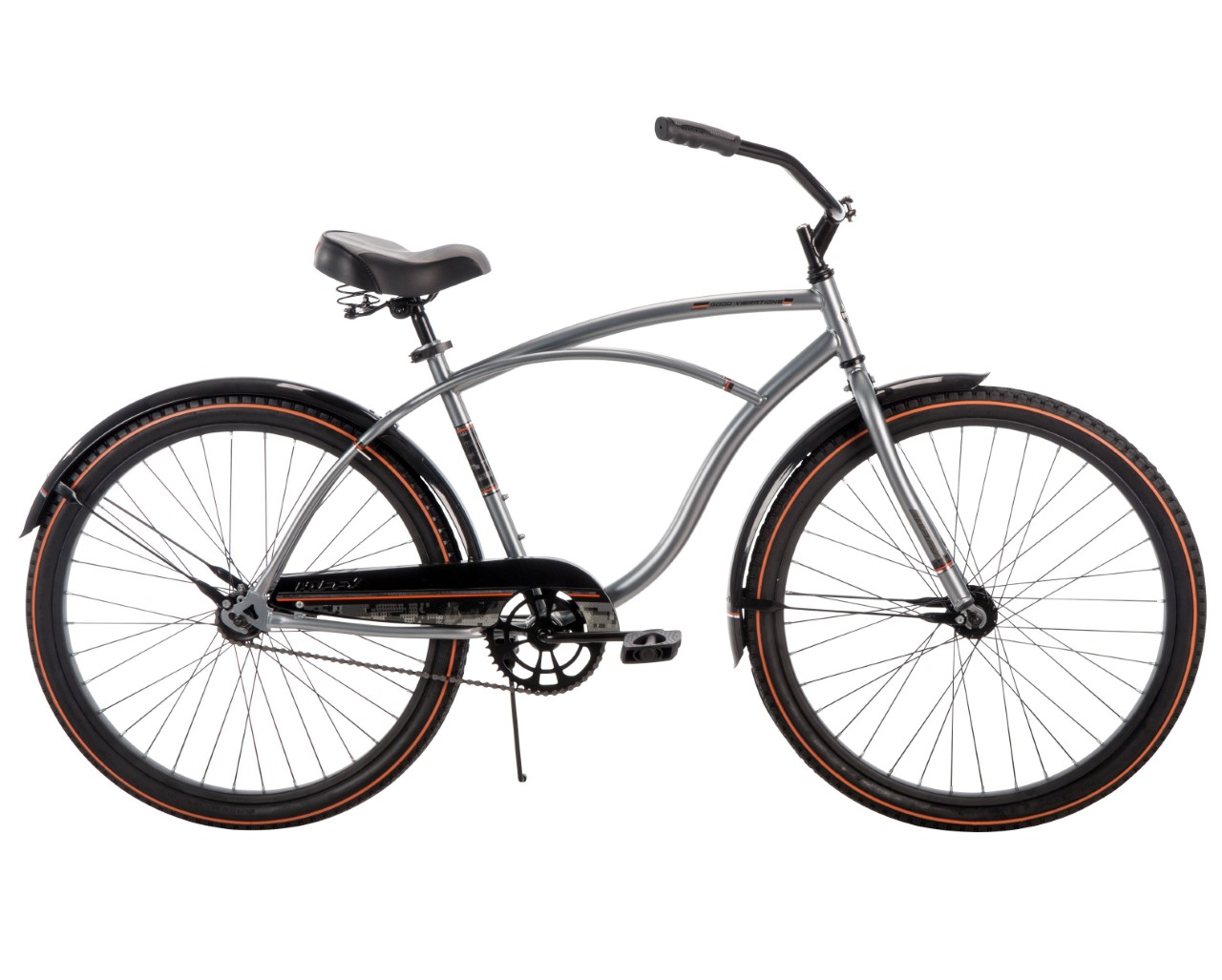 26 IN MENS GOOD VIBRATIONS CRUISER BIKE PartNumber: 00607792000P KsnValue: 8676736 MfgPartNumber: 26627