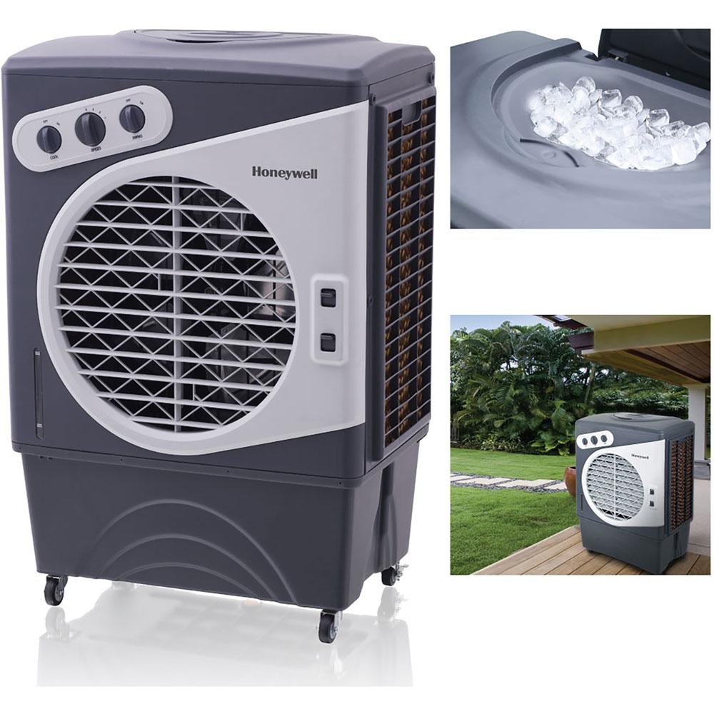 Honeywell Co60pm 125 Pt Commercial Indoor Outdoor