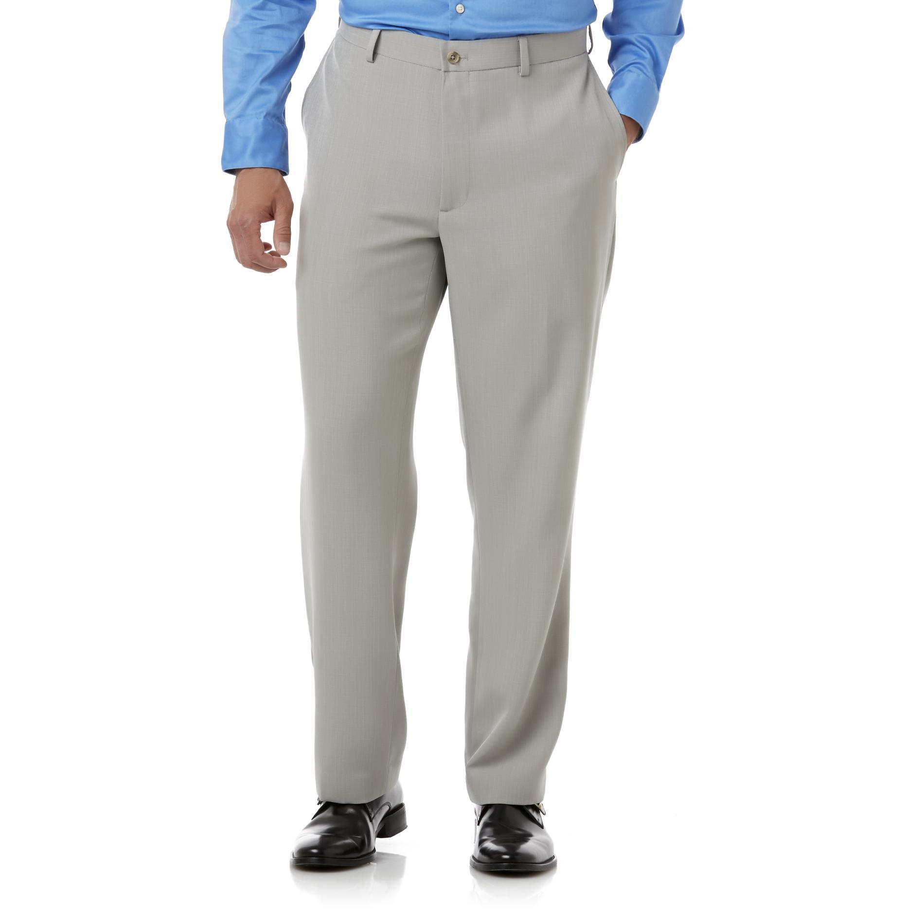 Men's Dress Pants - Herringbone