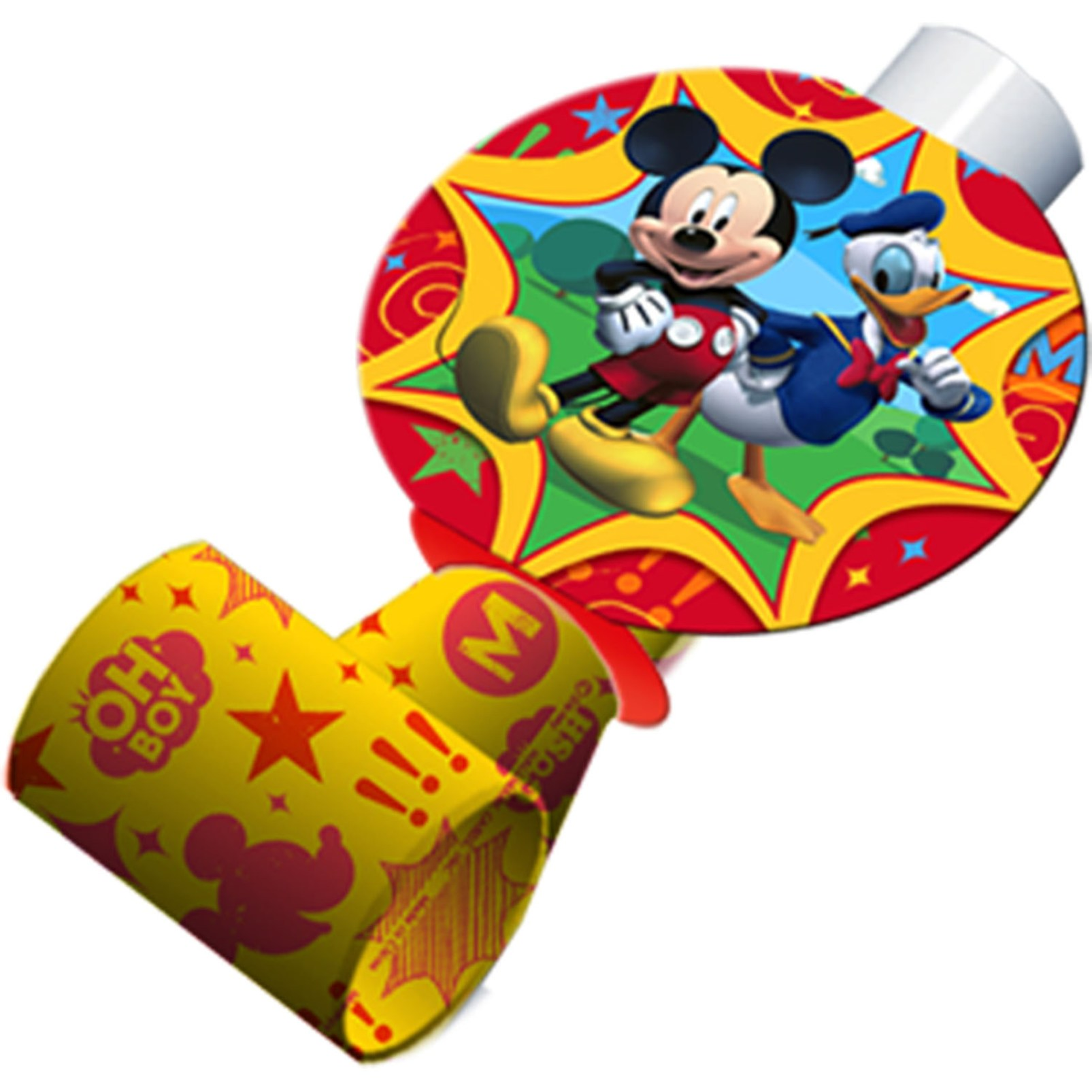 Disney Mickey Mouse Blowout, 8 ct. PartNumber: 032W722990110001P KsnValue: 72299011 MfgPartNumber: 1BLW2388
