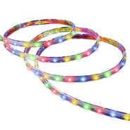 Trim A Home® 13' Multi Colored Christmas Tape Lights with 160 LED Lights. at Sears.com