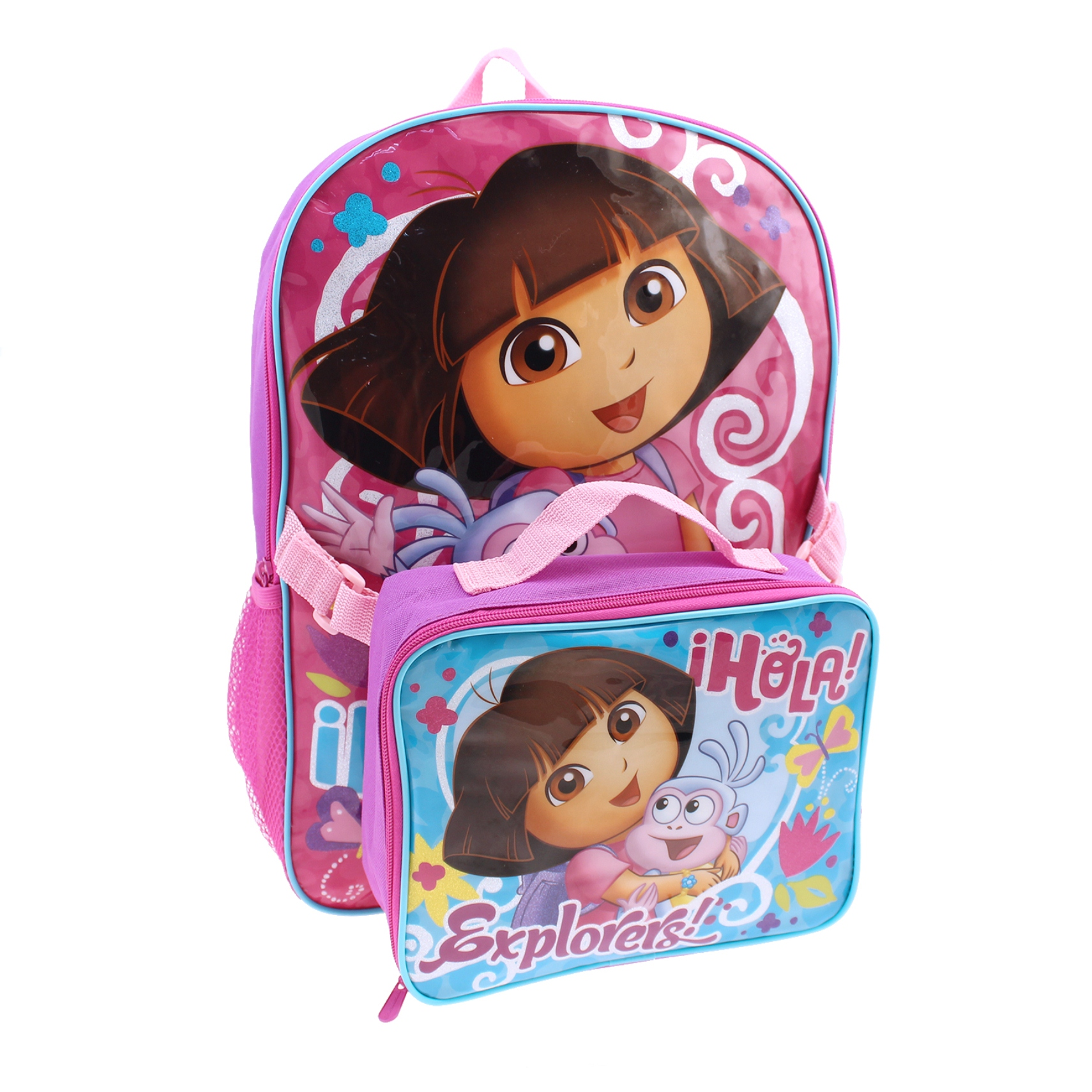 Dora the Explorer. Backpack With Lunch Kit