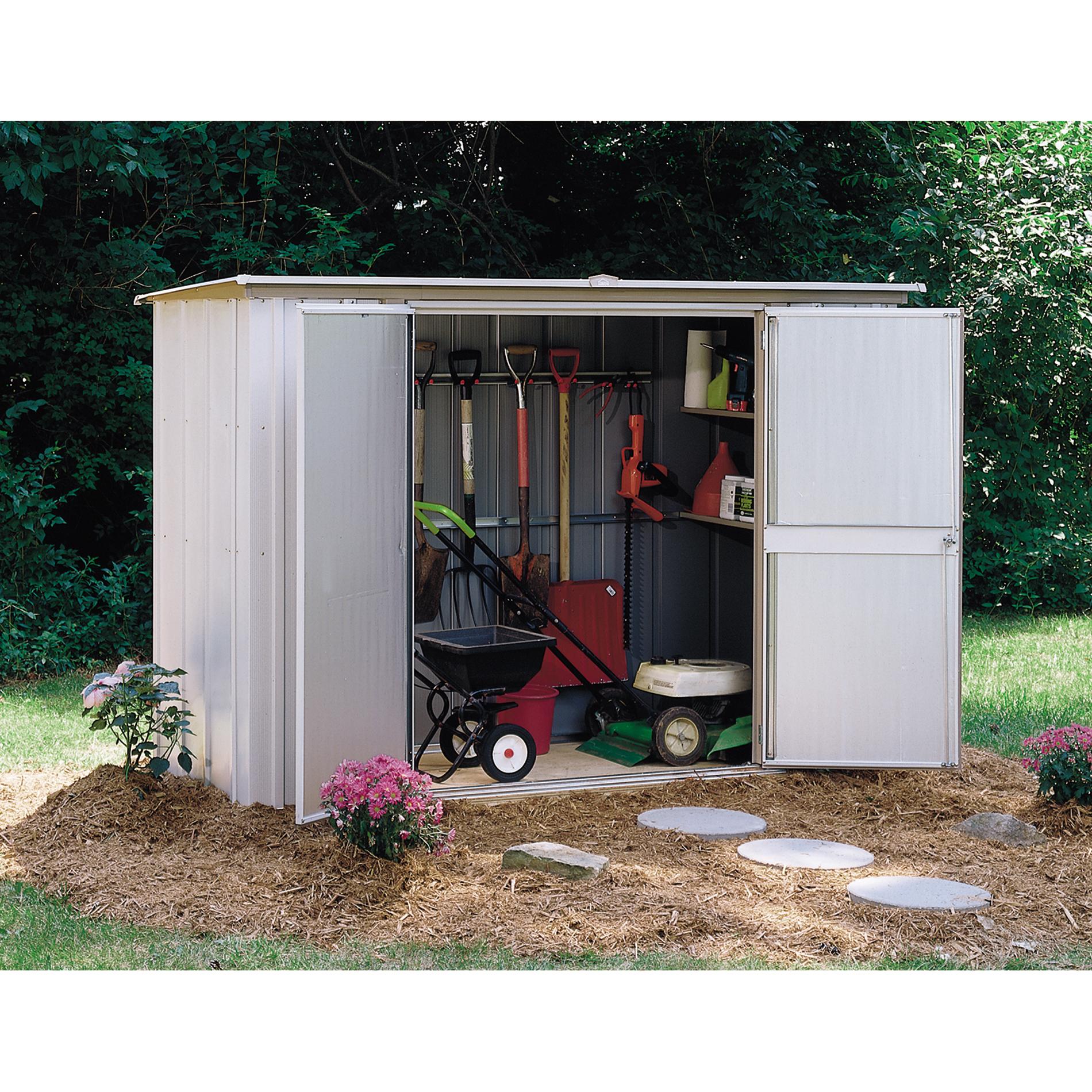 Superieur Arrow GS83 8u0027 X 3u0027 Garden Shed Storage Building