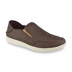 Always Push Forward Men's McGrath Brown Slip-On Sneaker at Kmart.com