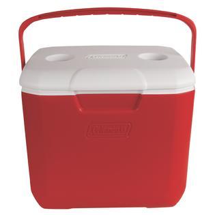 Coleman 30 qt. Excursion Cooler - Red