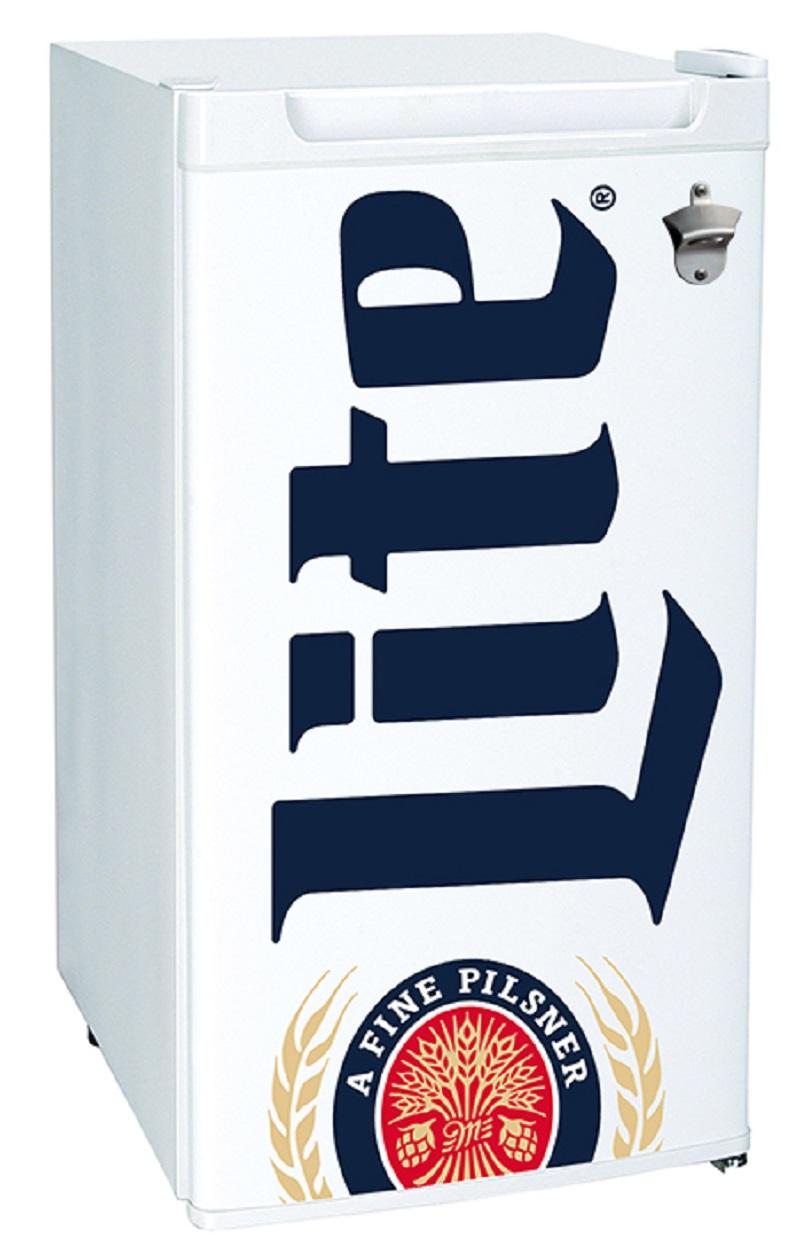 Miller Lite Ml 90 90l Compact Fridge