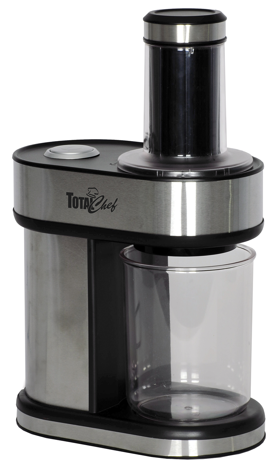 Image of Total Chef TCES03 Electric Spiralizer, Black