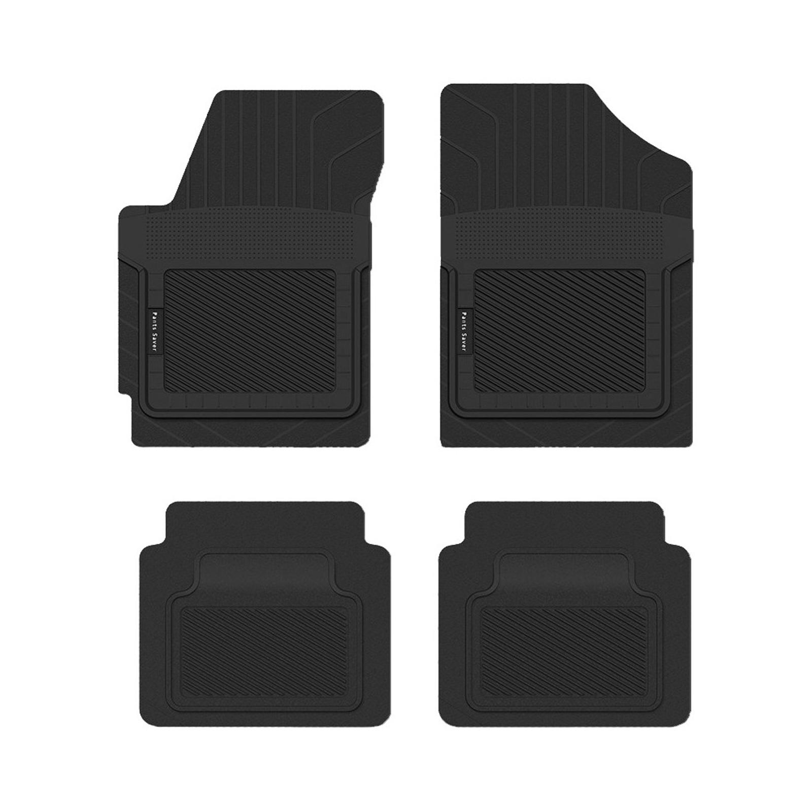 Koolatron Pants Saver Custom Fit Car Mat 4PC KIA NEW SPORTAGE 2015 Black
