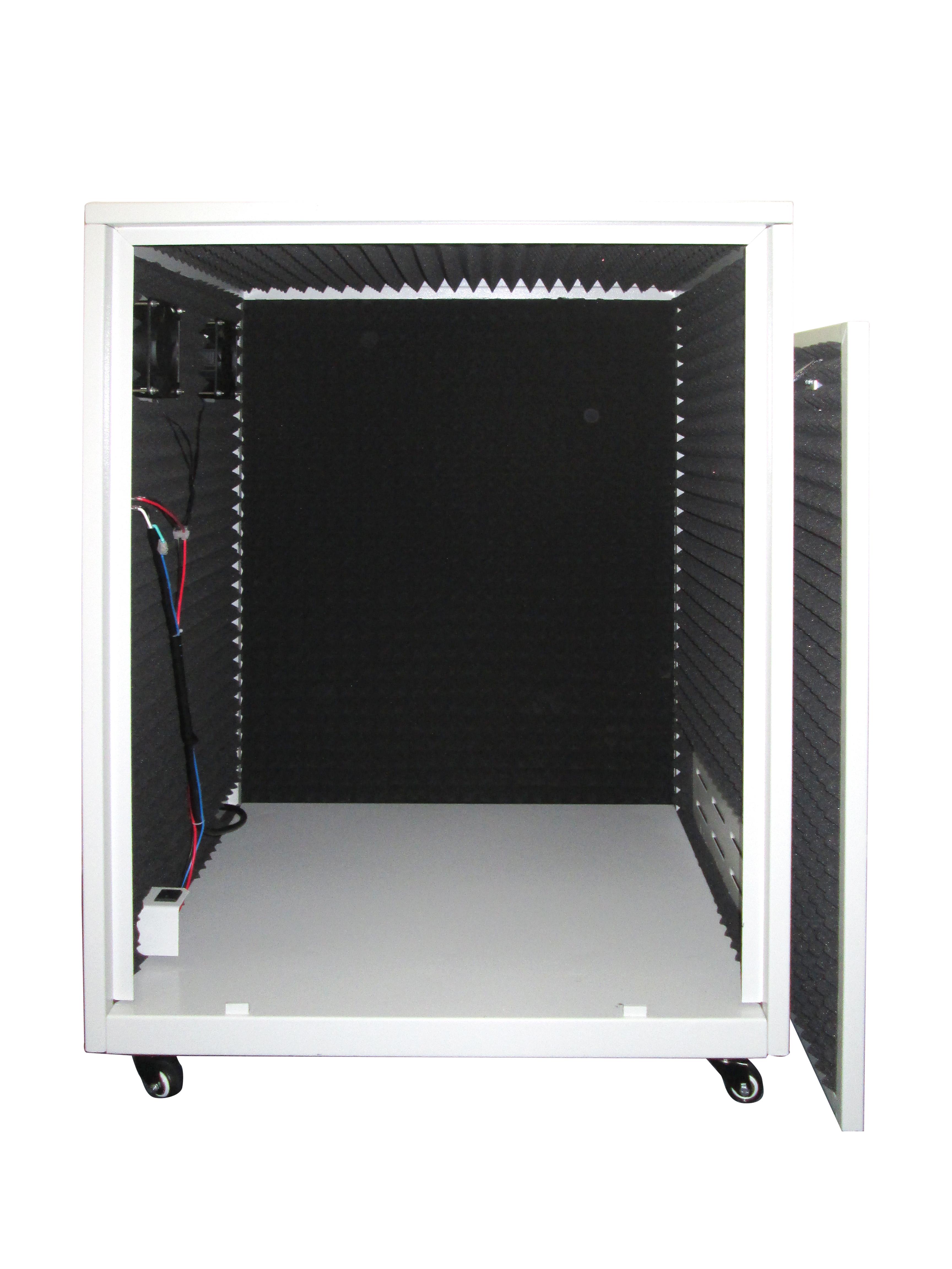 California Air Tools SPC03 Air Compressor Sound Proof Cabinet PartNumber: 00949228000P KsnValue: 8143801 MfgPartNumber: SPC03