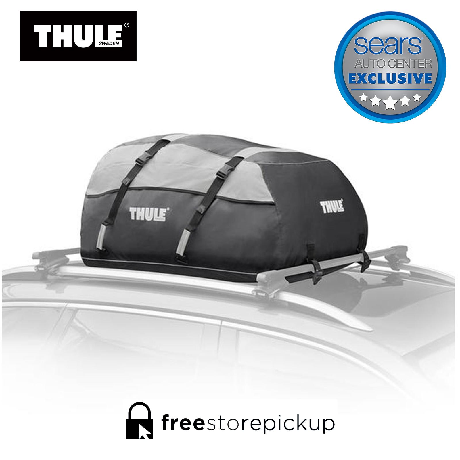 Thule Thule 15XT Luggage Loft Black 858 15 Cu. Ft. Cargo Bag