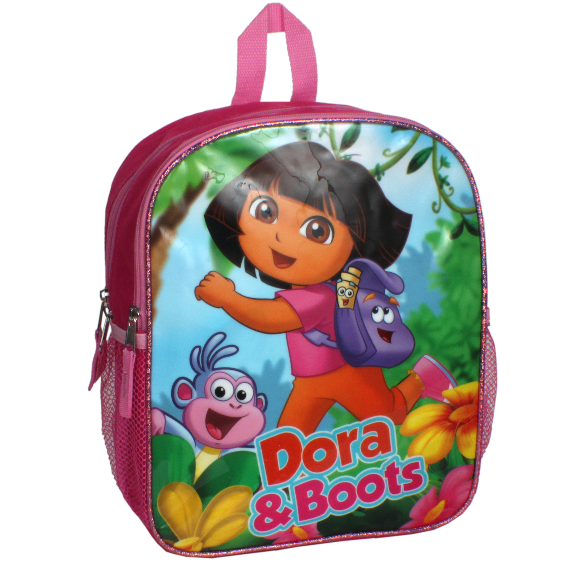 Dora the Explorer. Find Boots 12in Backpack