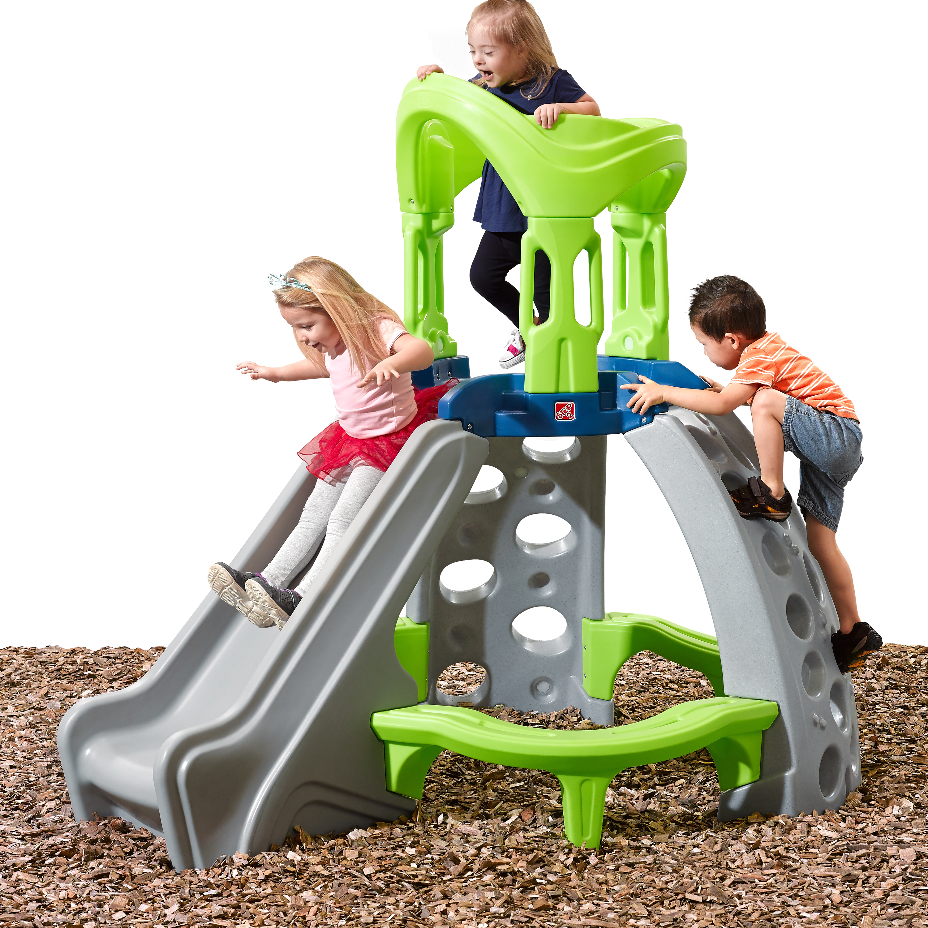 Step 2 Castle Top Mountain Climber - Toys & Games ...
