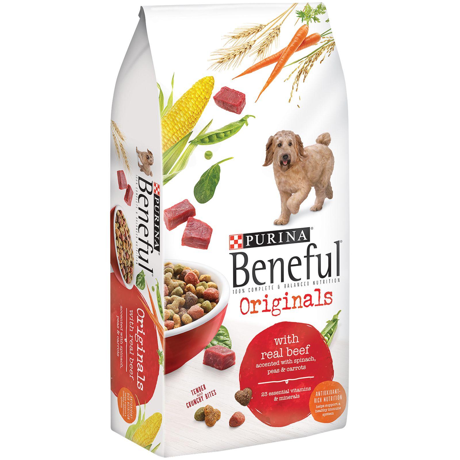 Beneful Originals With Beef Dog Food 3.5 lb. Bag im test
