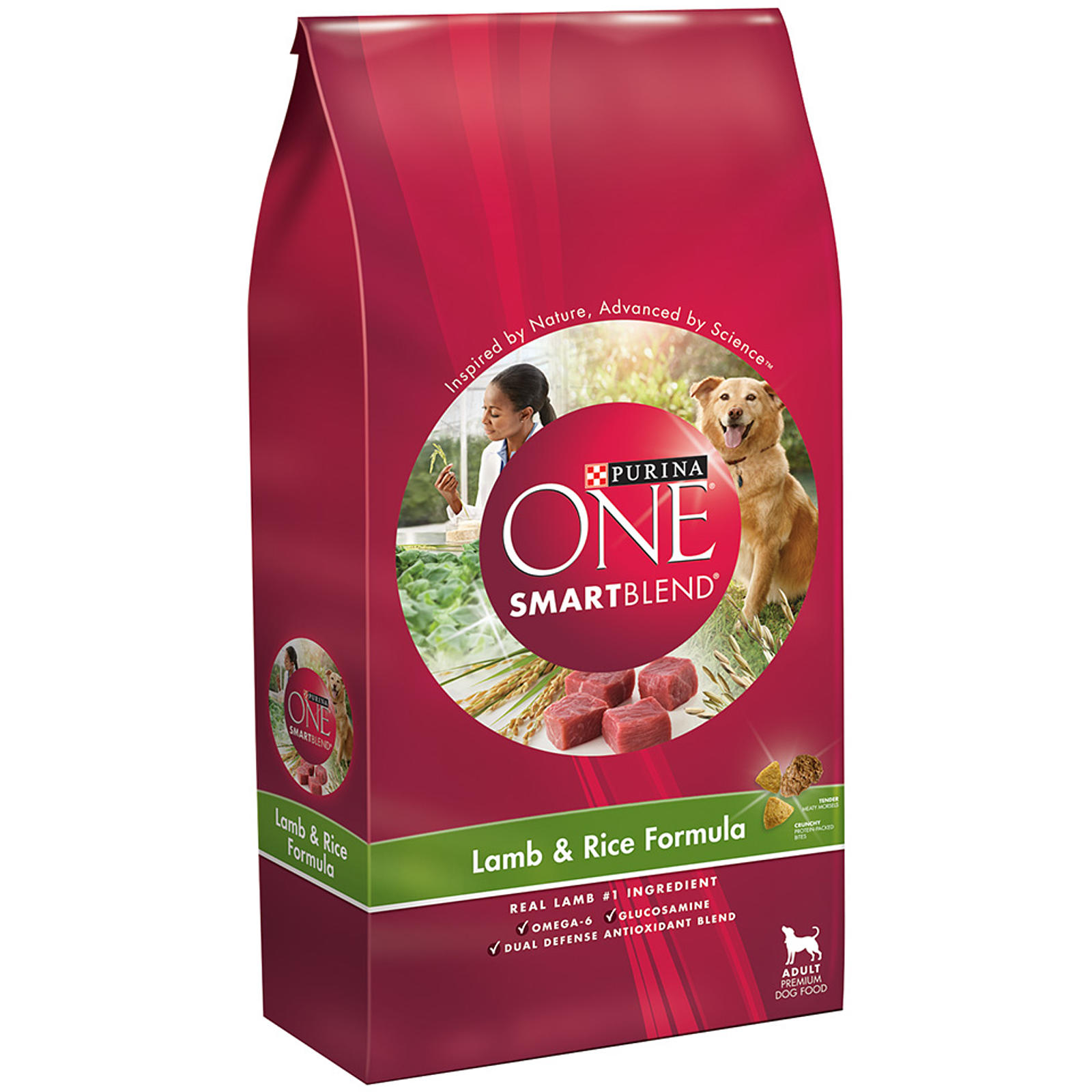 Lamb Rice Formula Adult Premium Dog Food
