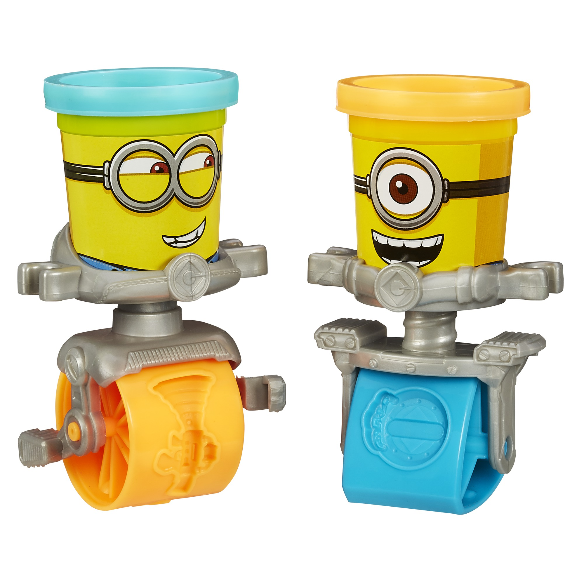 Play-Doh Stamp and Roll Set Featuring Despicable Me Minions PartNumber: 004W006619060001P KsnValue: 6619060 MfgPartNumber: B0788AS00