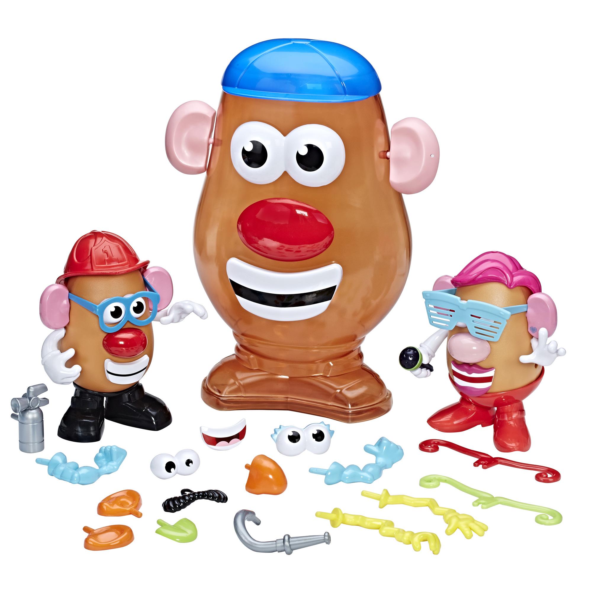 Playskool Friends Mr. Potato Head Spud Set PartNumber: 004W009652925001P KsnValue: 9652925 MfgPartNumber: C1240