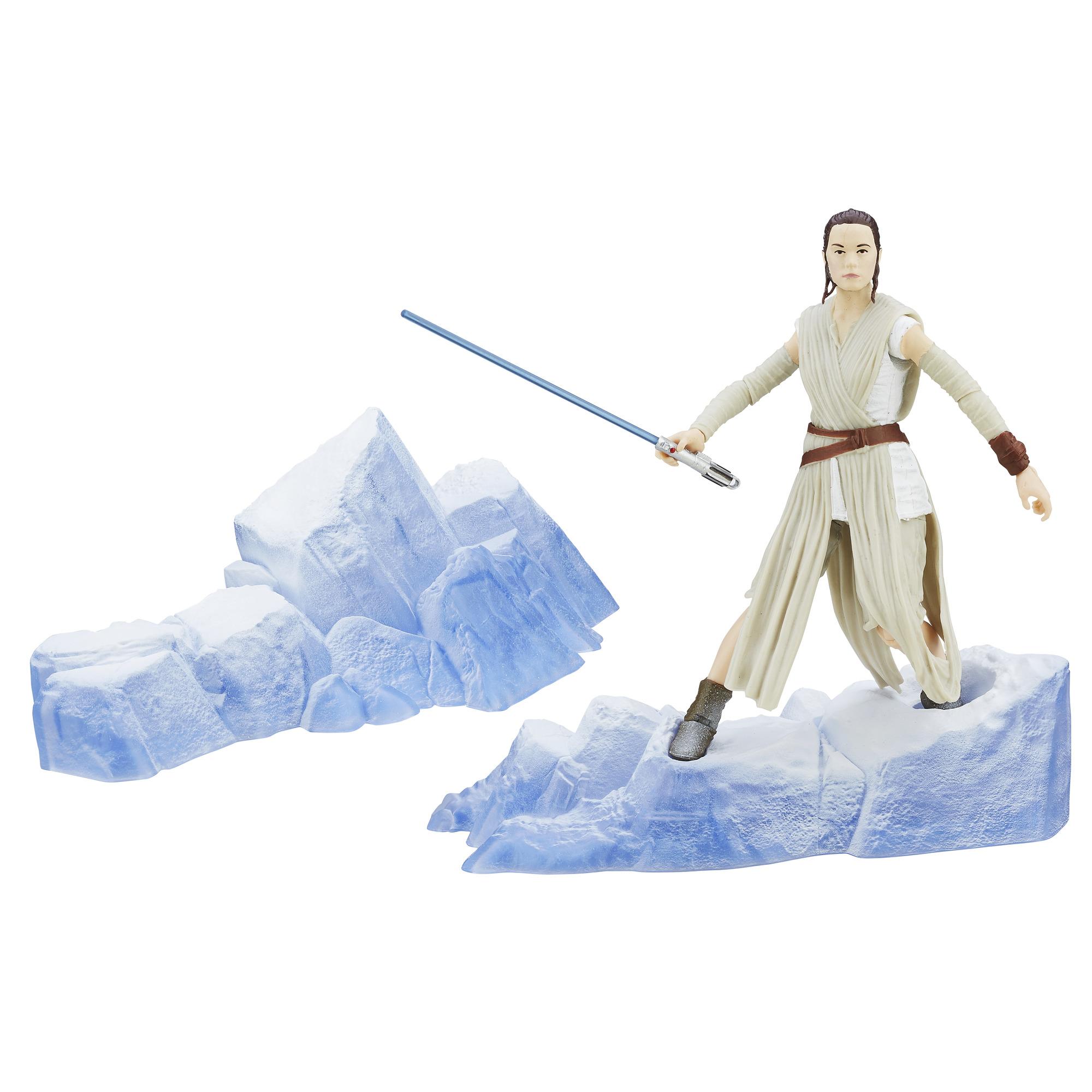 Disney Star Wars The Force Awakens Black Series Rey in Starkiller Base PartNumber: 004W008954628001P KsnValue: 8954628 MfgPartNumber: B7696AT70