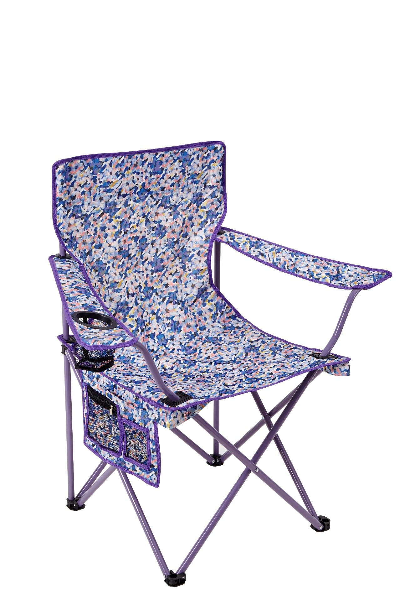 Northwest Territory Fashion Chair - Purple
