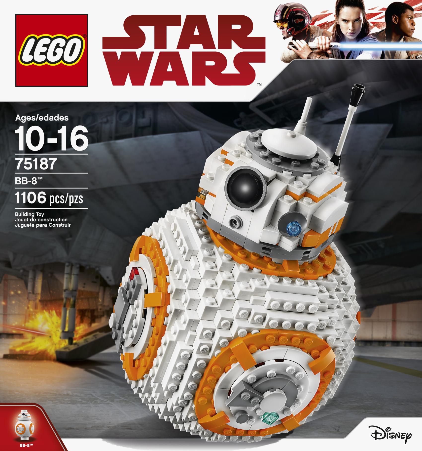 Lego Bb 8