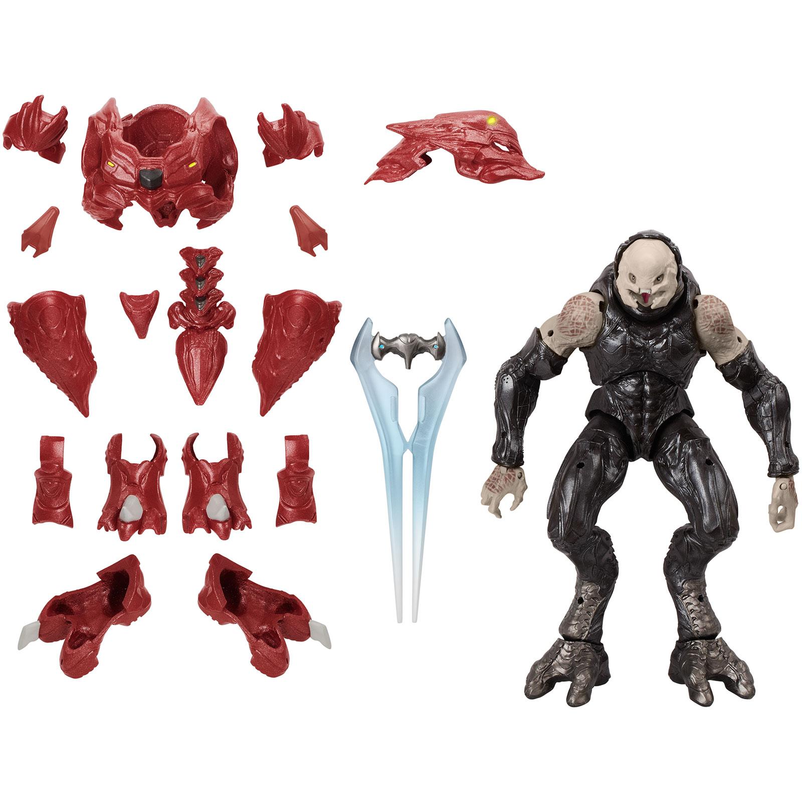 Mattel Halo 6 inch Action Figure - Elite Zealot PartNumber: 004W002775872004P