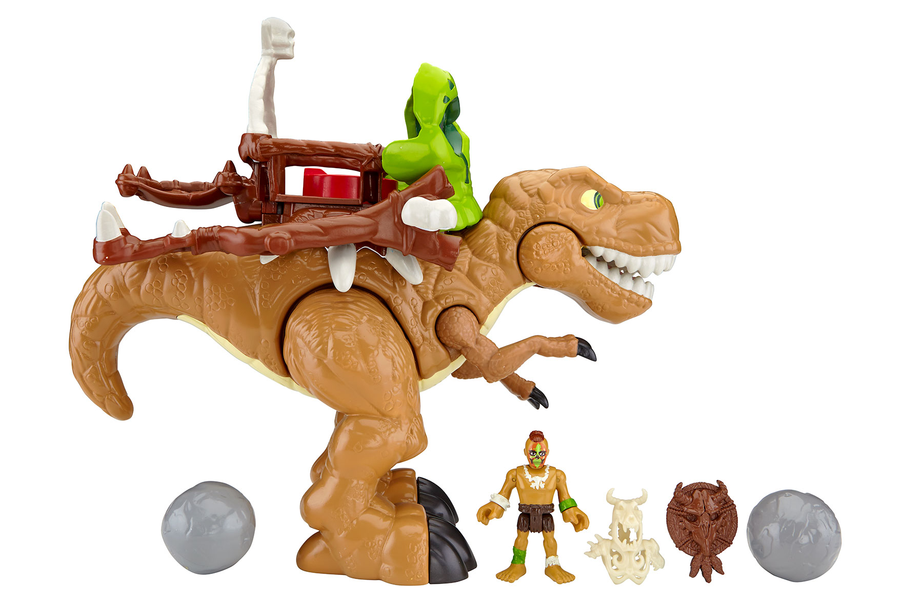 Imaginext Dino T-Rex PartNumber: 004W008005385001P KsnValue: 004W008005385001 MfgPartNumber: CDN91