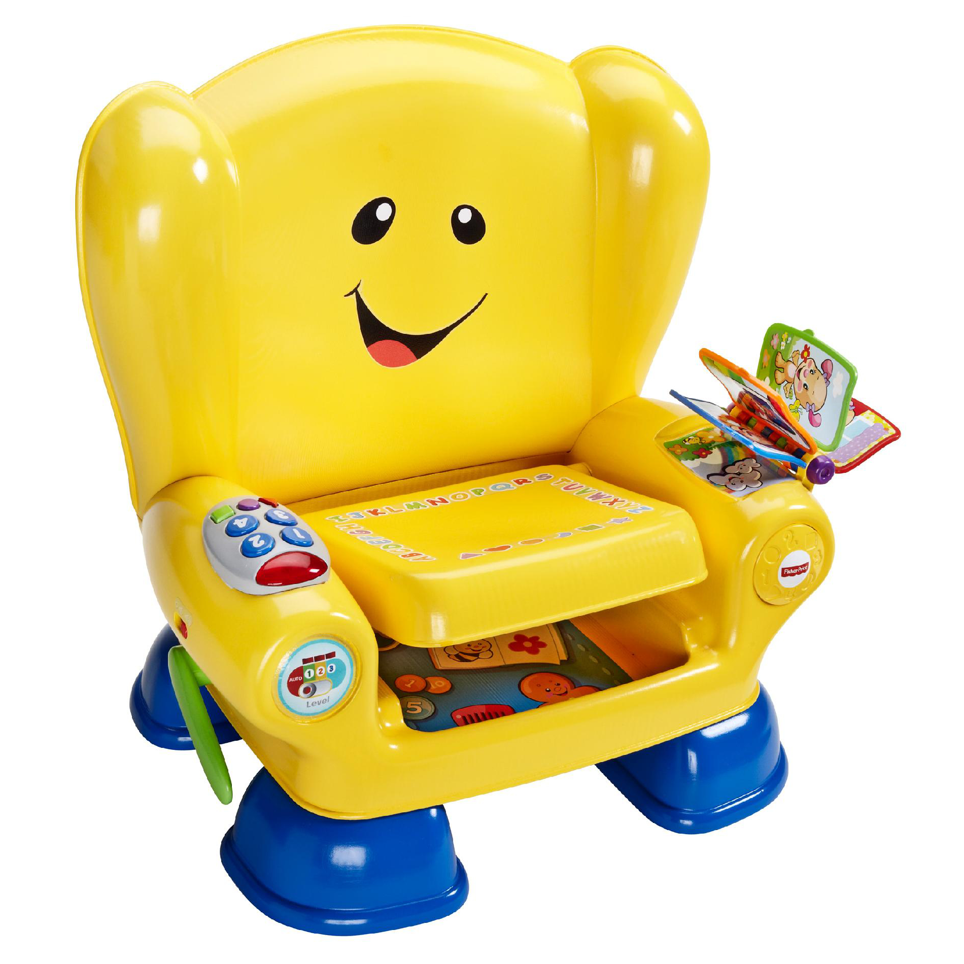 Laugh & Learn Smart Stages Chair, Yellow im test