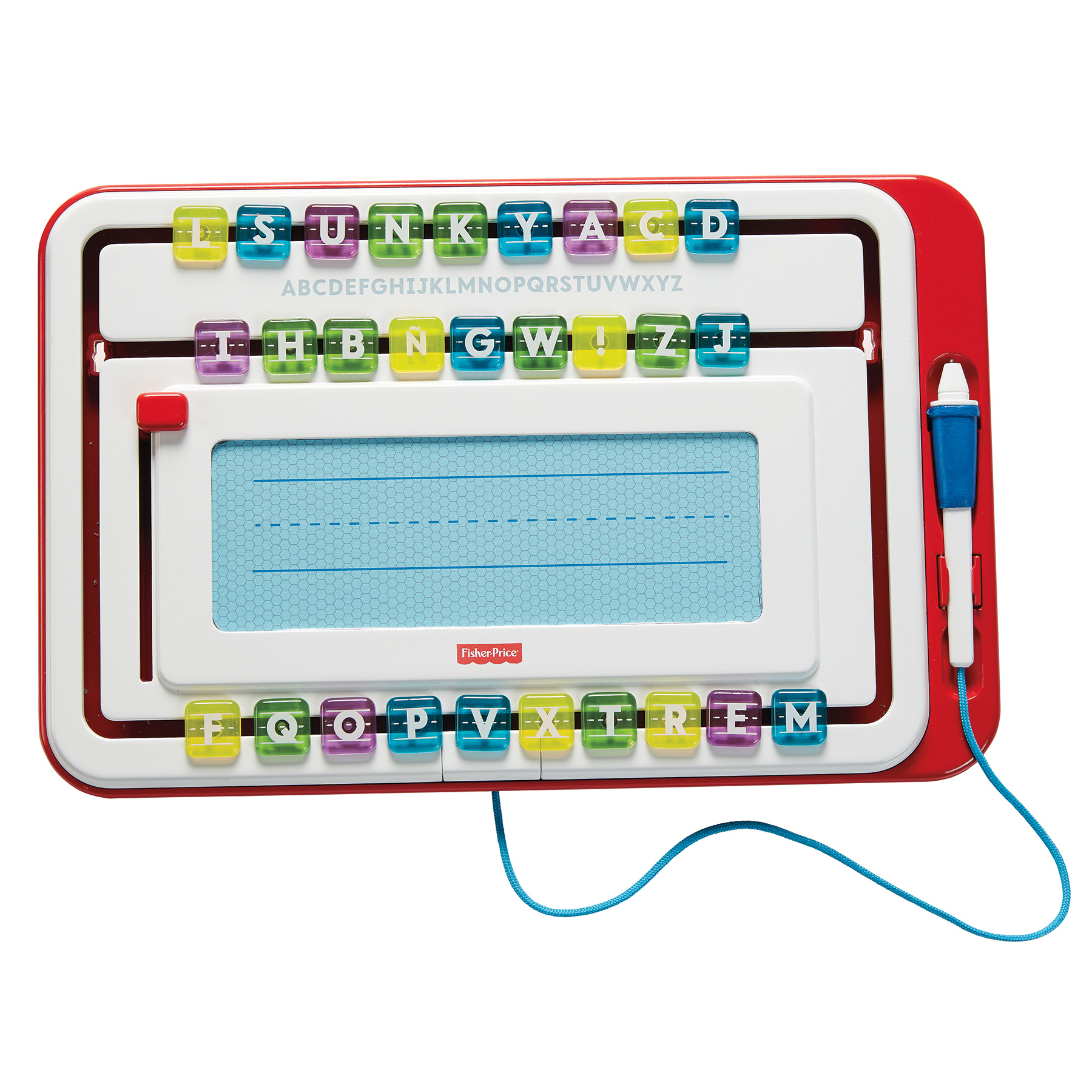 Image of Fisher-Price Think & Learn Alpha SlideWriter , Red