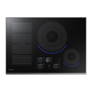 samsung nz30k7880ug aa 30 induction cooktop w flex zone black stainless. Black Bedroom Furniture Sets. Home Design Ideas
