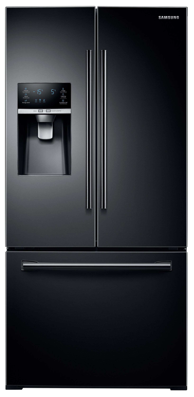 Samsung Rf26j7500bc Aa 25 5 Cu Ft Capacity 3 Door French