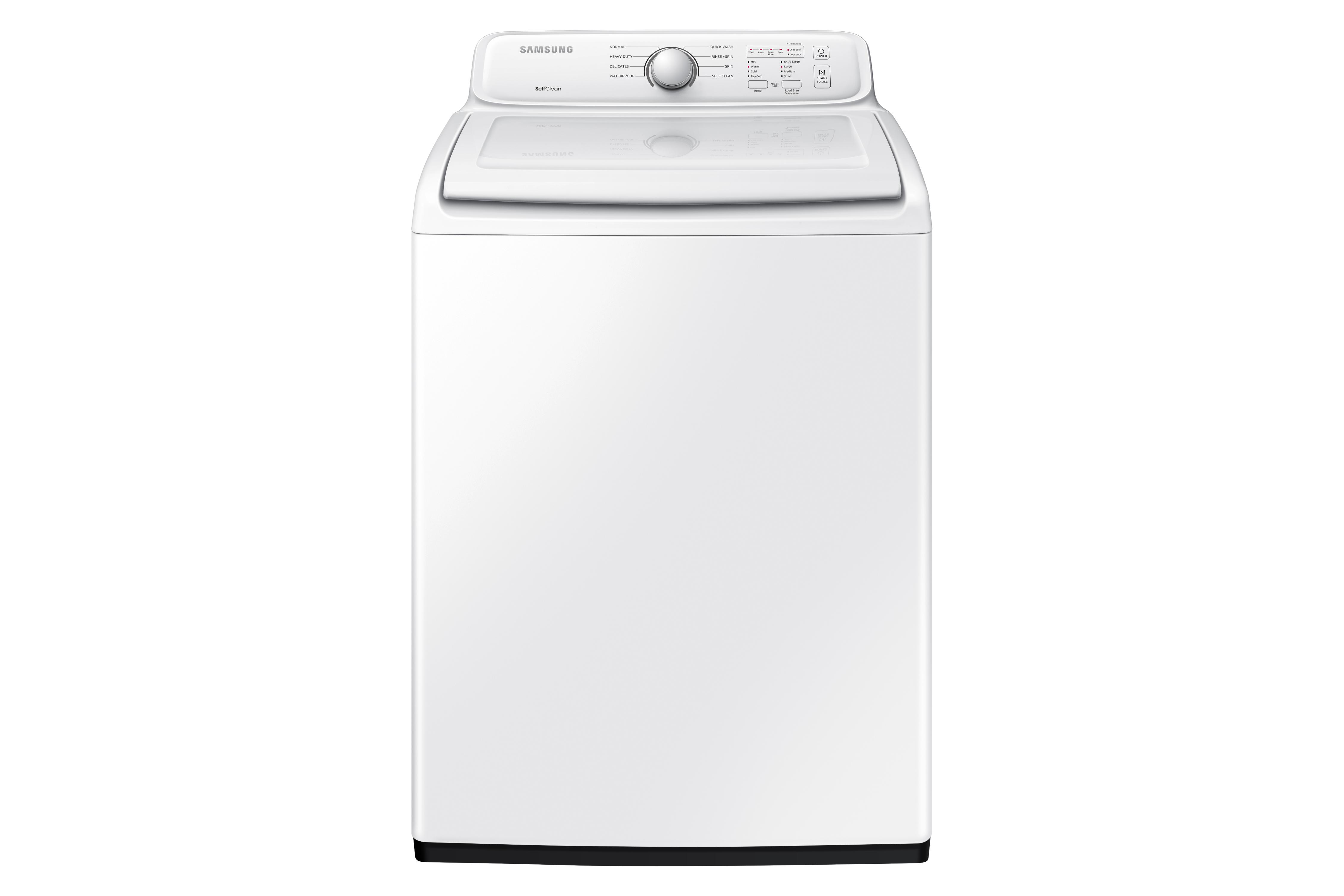 Samsung 4.0 cu. ft. High Efficency Top-Load Washer WA40J3000AW