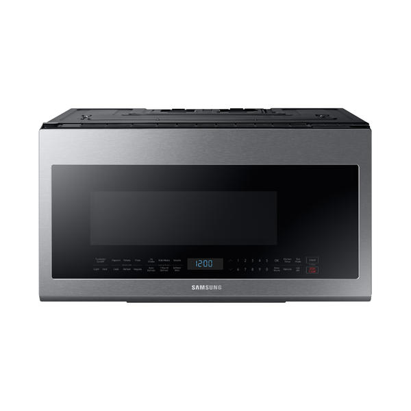 Samsung ME21M706BAS/AA 2.1 cu. ft. Over-the-Range Microwave - Stainless Steel