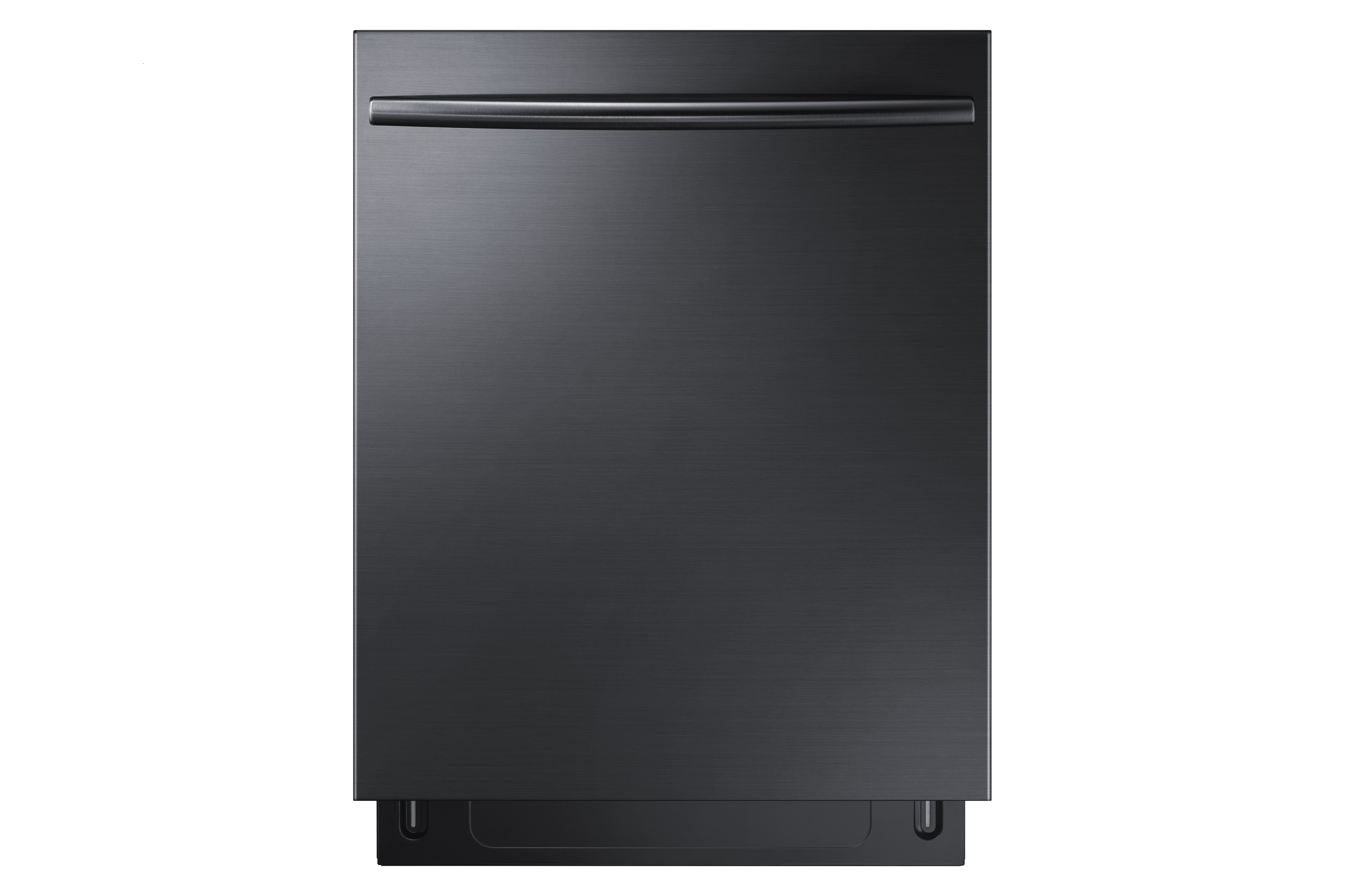 "Samsung DW80K7050UG/AA 24"""" Built-In Dishwasher with StormWash Black Stainless"