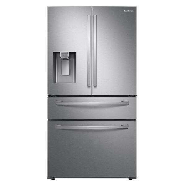 Samsung RF24R7201SR 23 cu. ft. 4-Door French Door Refrigerator - Stainless Steel