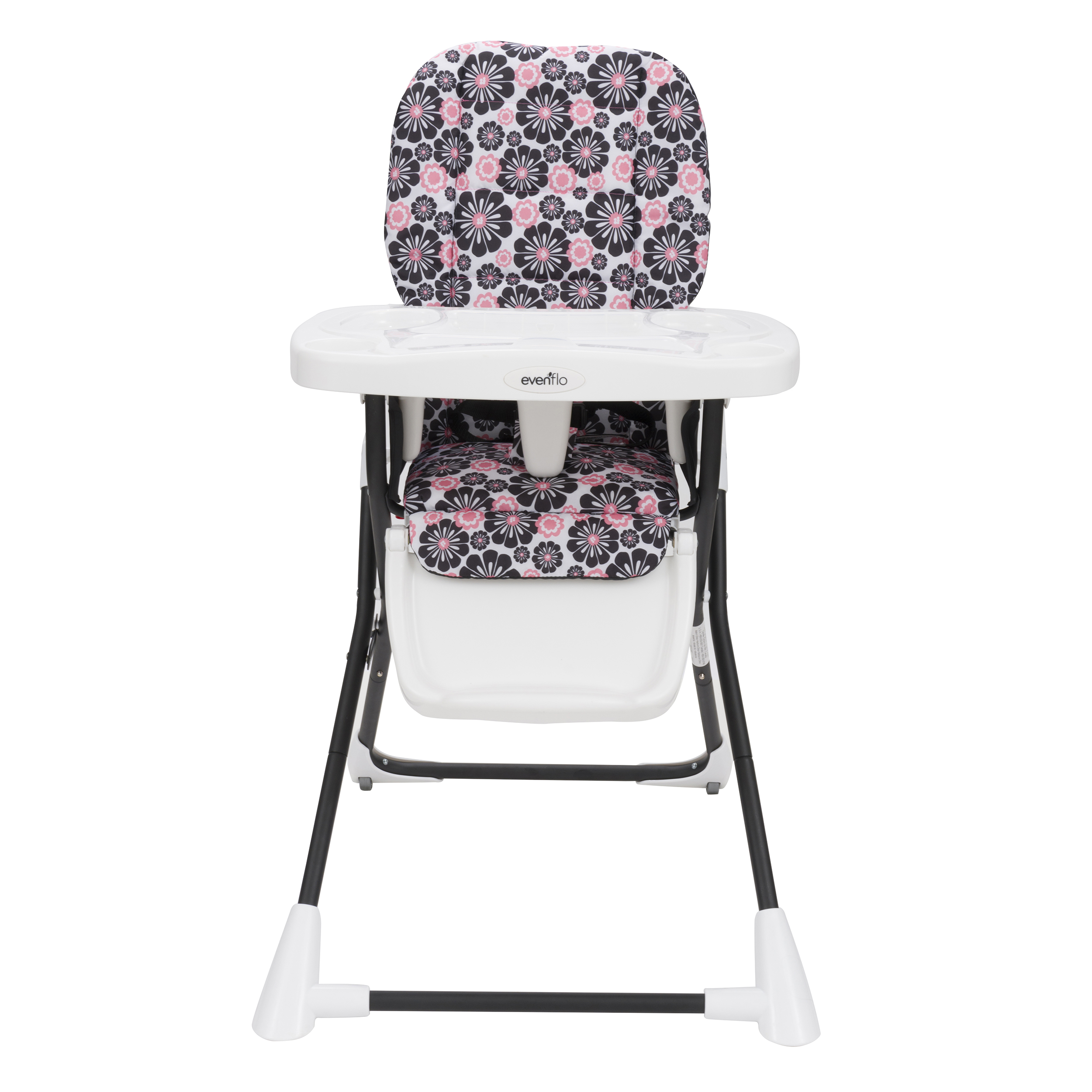 Evenflo Compact Fold High Chair Penelope  sc 1 st  Sears & Evenflo Compact Fold High Chair Penelope - Baby - Baby Gear - High ...