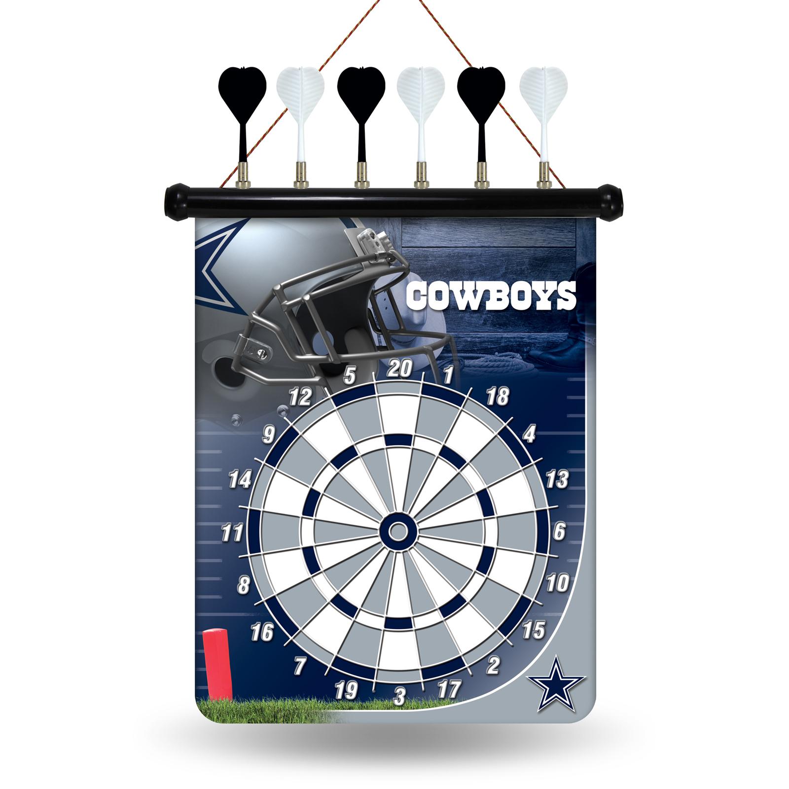 Rico Dallas Cowboys Magnetic Dart Set PartNumber: 00644807000P KsnValue: 2156732 MfgPartNumber: 183383