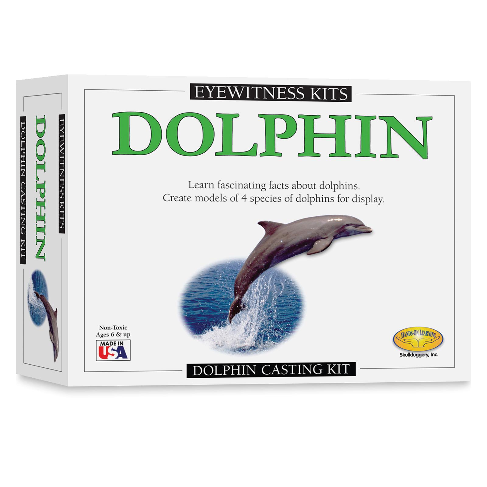 Skullduggery Eyewitness Dolphin Casting Kit 004V007578598000