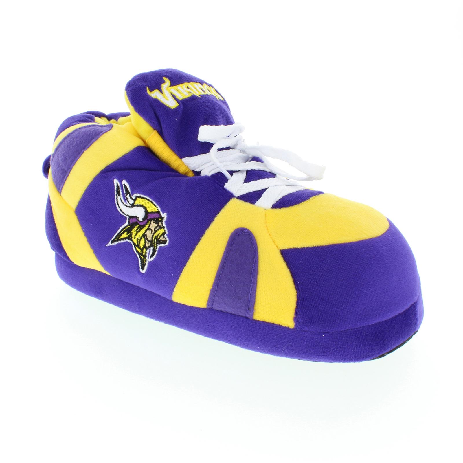 Comfy Feet NFL Minnesota Vikings 2XL Slipper PartNumber: 080V003126712000P KsnValue: 3126712 MfgPartNumber: 184437
