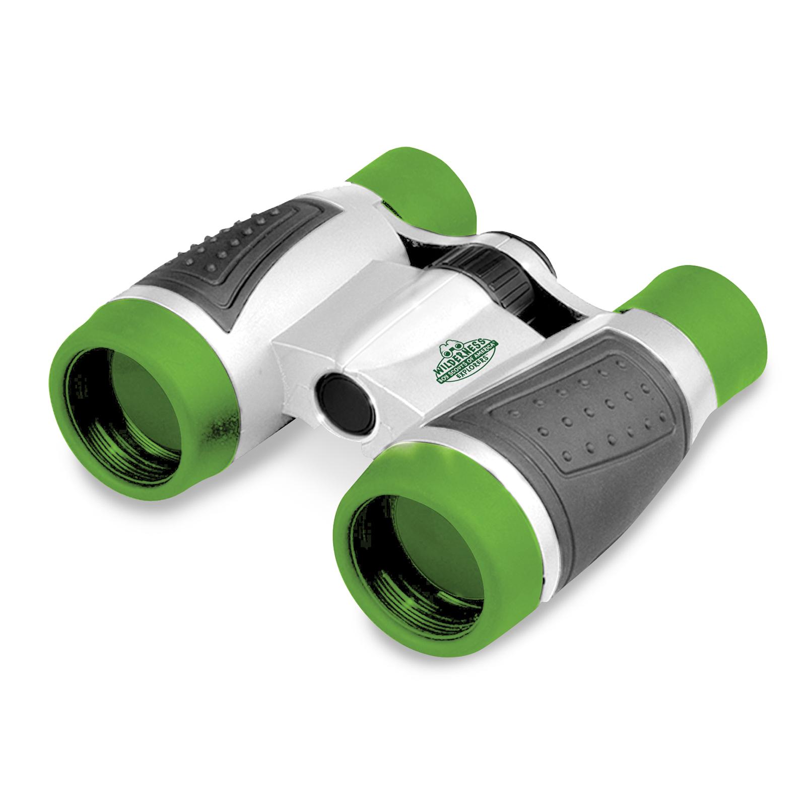 Wilderness Explorers Binoculars by Boy Scouts of America PartNumber: 05233148000P KsnValue: 9708563 MfgPartNumber: 194600