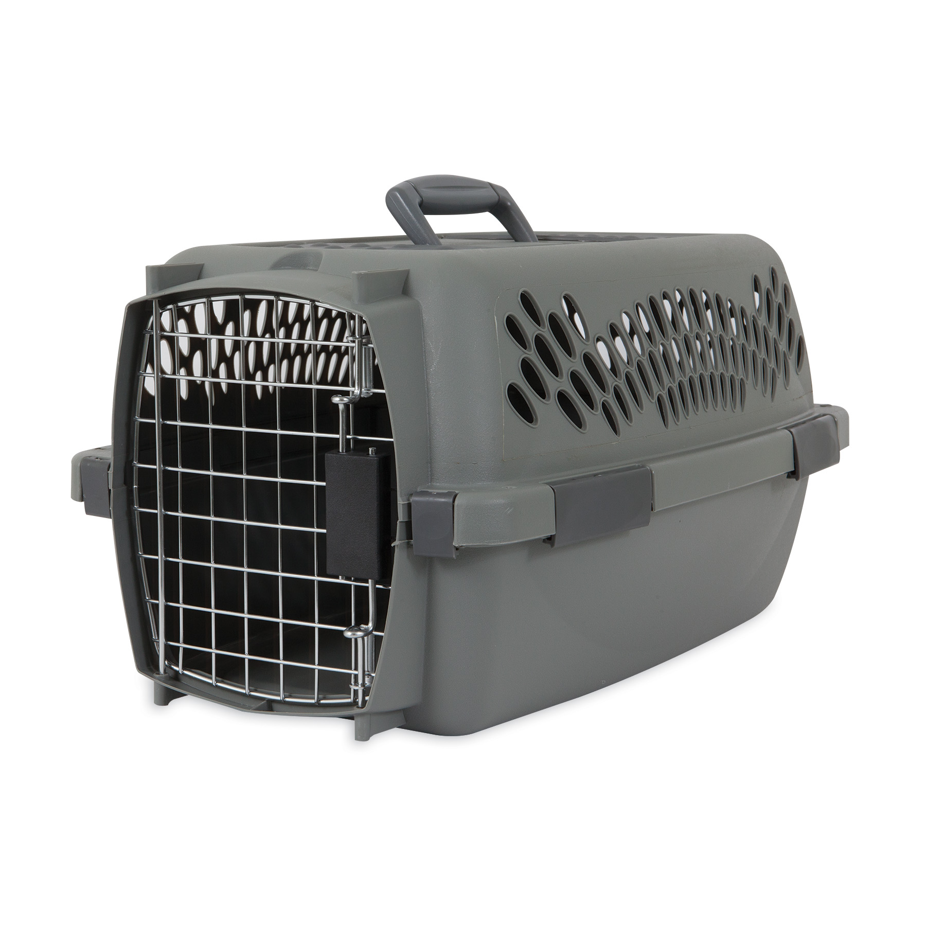 """""""""""""""Petmate Pet Porter 19"""""""""""""""" Traditional up to 10lbs, Size: XS, Grey"""""""""""" im test"""