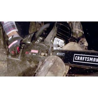 Craftsman 38020 20 46cc gas chainsaw with bonus chain greentooth Choice Image