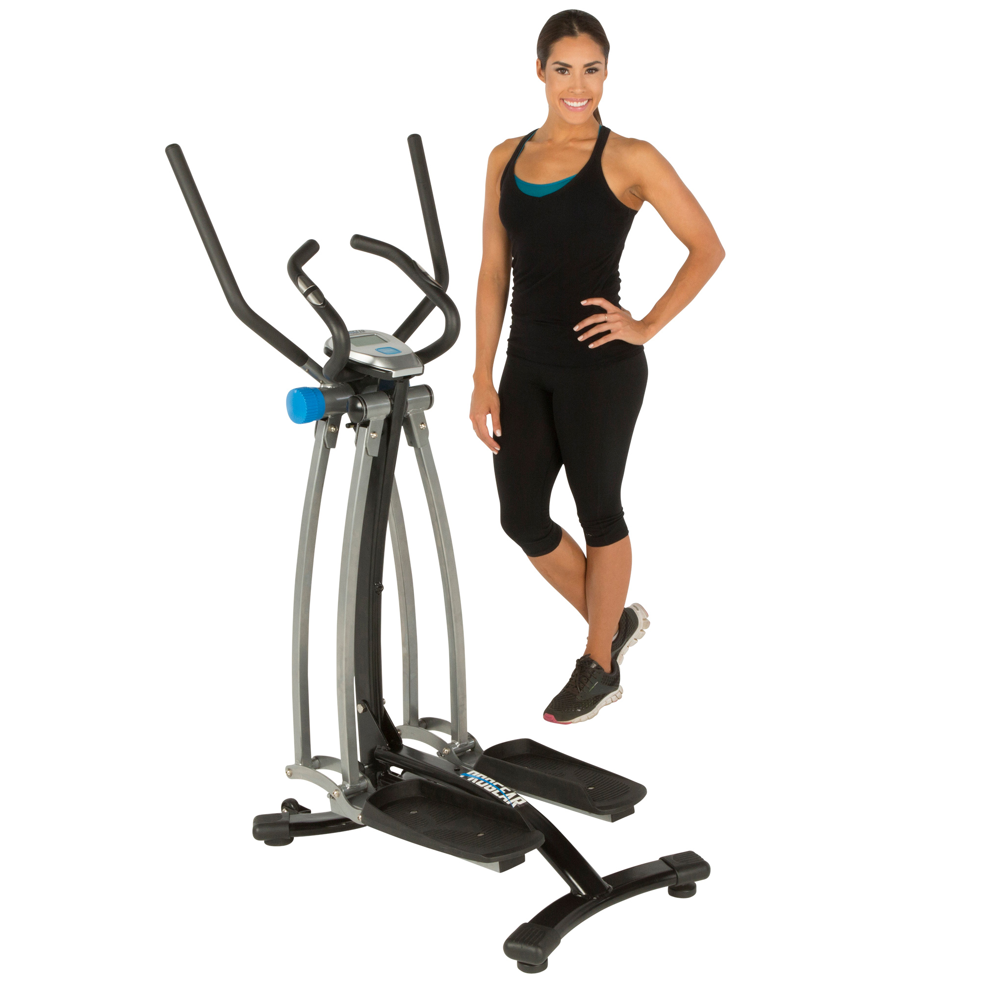 "PROGEAR DUAL-ACTION 360 MULTIDIRECTION 36""-STRIDE AIR WALKER LS w/ HEART PULSE SENSORS PartNumber: 00644599000P"